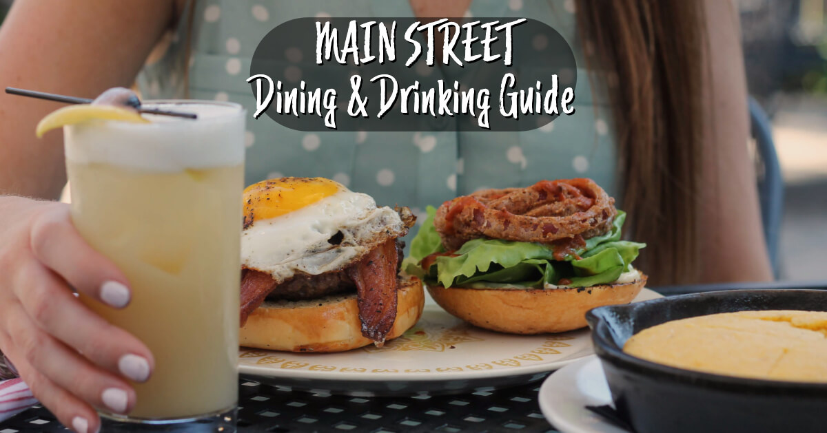 Dining and Drinking Guide cover image