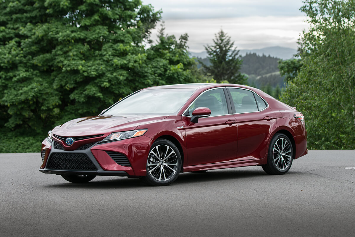 Toyota Camry gift guide