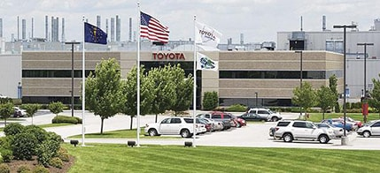 Two Decades Later In 1985 The Selection Of Georgetown As Site Toyota S First American Embly Plant And Largest Manufacturing